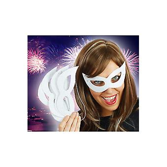 Máscaras máscaras plata 6