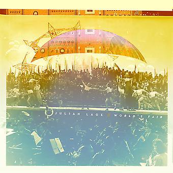 Julian Lage - Worlds Fair [CD] USA import