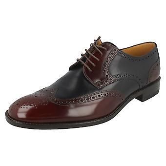 Zapatos de hombre Loake encaje Richelieu Arlington