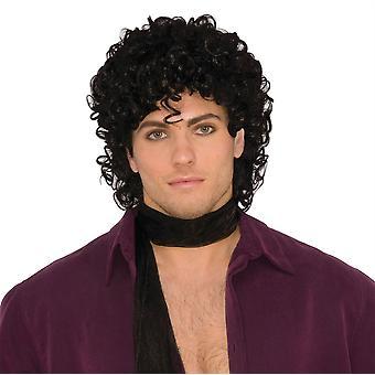90s rock Star parrucca