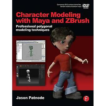 Character Modeling with Maya and ZBrush - Professional Polygonal Model
