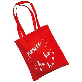 عيد الميلاد التسوق Prosecco هو هو هو الكتف المتسوقين
