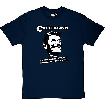 Kapitalismen mäns T-Shirt