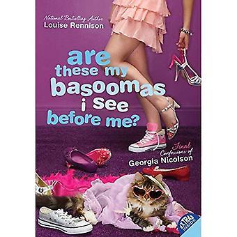 Är dessa min Basoomas ser jag framför mig? (Confessions of Georgia Nicolson serien #10)