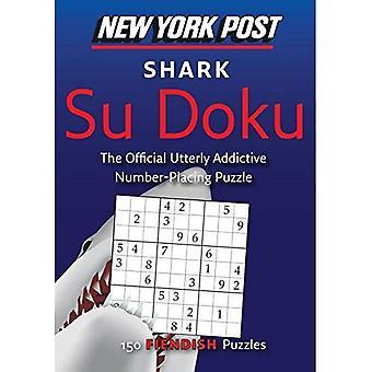 New York Post Shark Su Doku: 150 Puzzles diaboliques