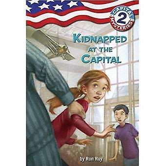 Capitais mistérios #2: Sequestrada na Capital (Capital mistérios)