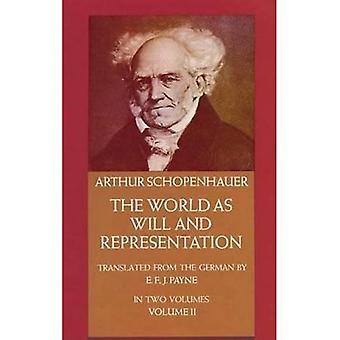 Mundo como vontade e representação - Volume 2: v. 2