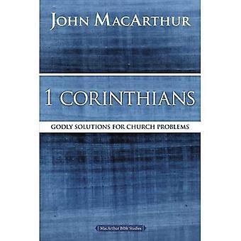 1 Korintiërs (MacArthur Bijbelstudies)