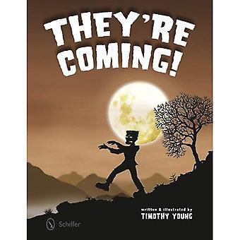 ¡Vienen!