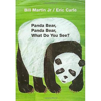 Panda Bear, Panda Bear, wat wil je zien?