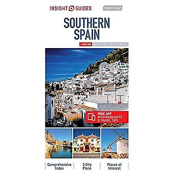 Insight Guides Travel Map�Southern Spain (Insight Travel�Maps)