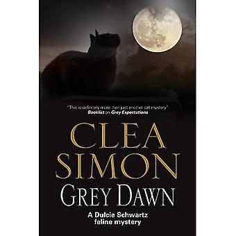 Grey Dawn (Dulcie Schwartz Mystery)