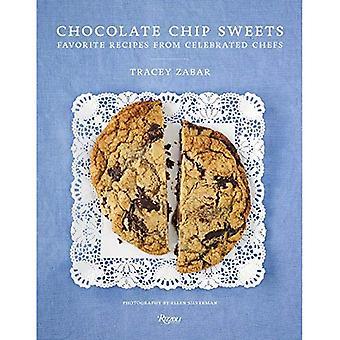 Chocolate Chip godis: Hyllade kockar dela favoritrecept