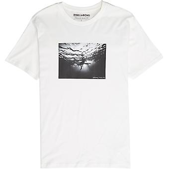 Billabong focal korte mouw T-shirt in bot