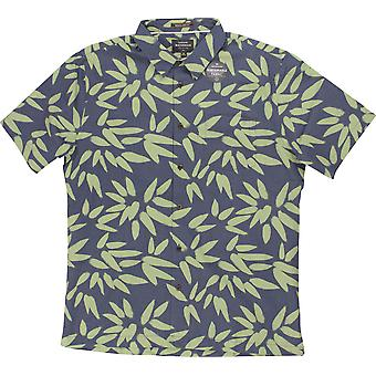 Quiksilver Mens Waterman Collection Odysea SS Shirt - Orion Blue