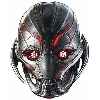 ultron avengers alder av ultron enkelt kort fest fancy kjole maske