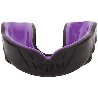 VM Challenger voksen All Sport munnbeskyttelse - svart/lilla