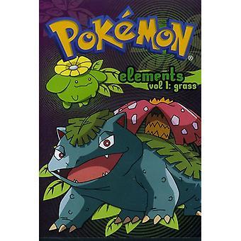 Éléments de Pokemon: Importer Vol. 1-herbe [DVD] é.-u.