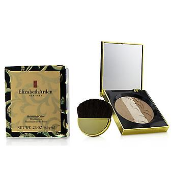 Elizabeth Arden Beautiful Color Highlighter - # 01 Gold Illumination - 6.6g/0.23oz