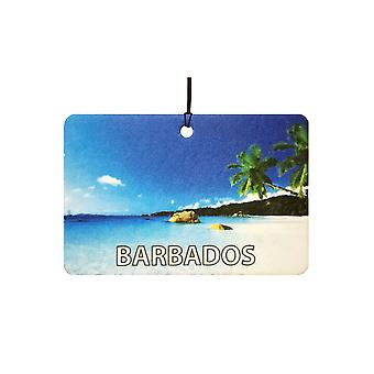 Barbados bil Air Freshener