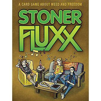 Stoner Fluxx jogo de cartas