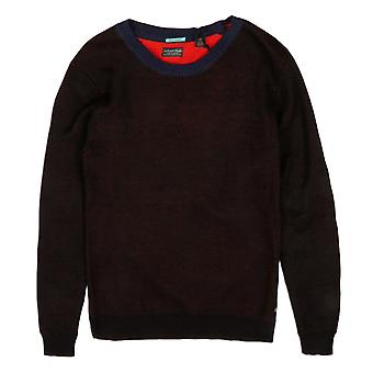 Scotch & Soda Crew Neck Red Rock Jumper