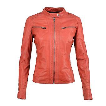 Women's leather jacket Iza