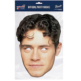 Howard Donald style rétro prendre que la carte officielle 2D Partie fantaisie robe masque
