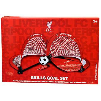 Liverpool FC Football officiel formation objectif Gift Set