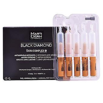 Martiderm Black Diamond Intensive Anti-wrinkle Ampoules 30 X 2 Ml Unisex