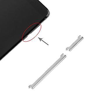 Power volumeknop zilver voor Xiaomi MI 6 volume aan uit reserveonderdeel accessoires