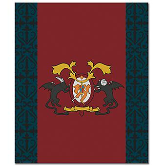 Blanket - Blue Exorcist - New Academy Throw Anime Licensed ge57538