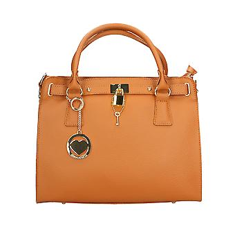 Handväska i läder P80040