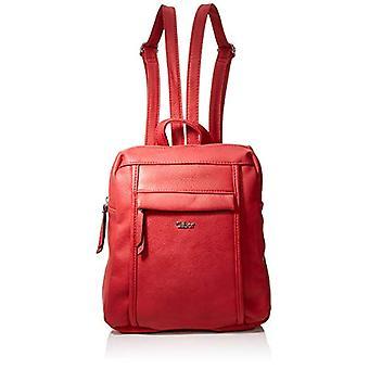 غابور مينا - حقائب ظهر النساء الحمراء (روت) 24x25x10 سم (W x H L)