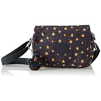Kipling Ikene Multicolor Women's Bag (Cool Star Boy) 4x17x11.5 cm