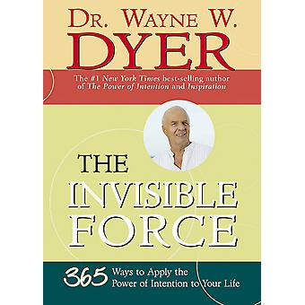 Invisible force 9781401911959