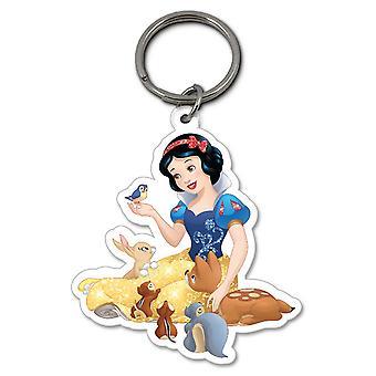 Disney Princess Lumikki avaimenperä