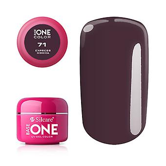 Base one-Color-Express Mocha 5g UV Gel