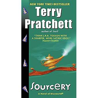 Sourcery by Terry Pratchett - 9780062225726 Book