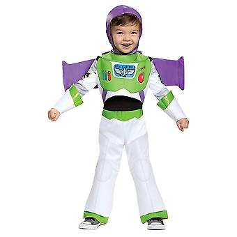 Boys Buzz Lightyear Costume - Toy Story