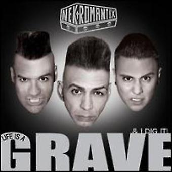 Nekromantix - Life Is a Grave & I Dig It [Vinyl] USA import