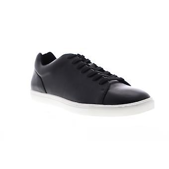 Unlisted by Kenneth Cole Stand Sneaker E Mens Black Low Top Sneakers Shoes