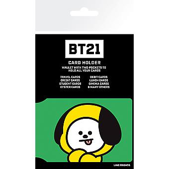 BT21 Chimmy kaarthouder