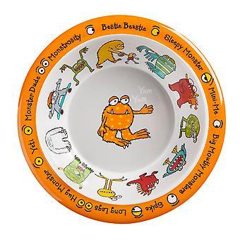 Tyrrell Katz monsters ontwerp melamine Bowl