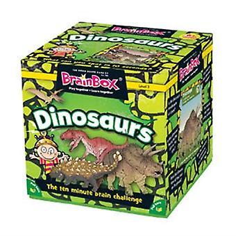 BrainBox Dinosaurs (55 cards)