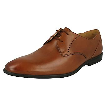 Mens Clarks Formal Lace Up Shoes Bampton Lace