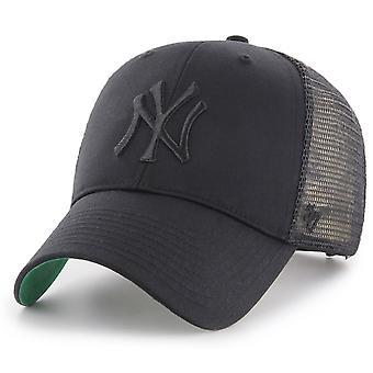 47 fire Trucker Cap - Branson MVP New York Yankees black
