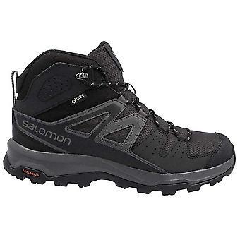 Salomon X Radiant Mid GTX L40674500 Trekking ympäri vuoden miesten kengät