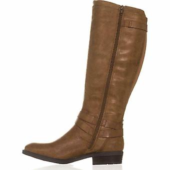 Bare Traps Womens Yalina Closed Toe Knee High Fashion Boots