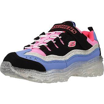 Skechers Zapatillas Slights-ice D'lites-snow Spa Color Bppr